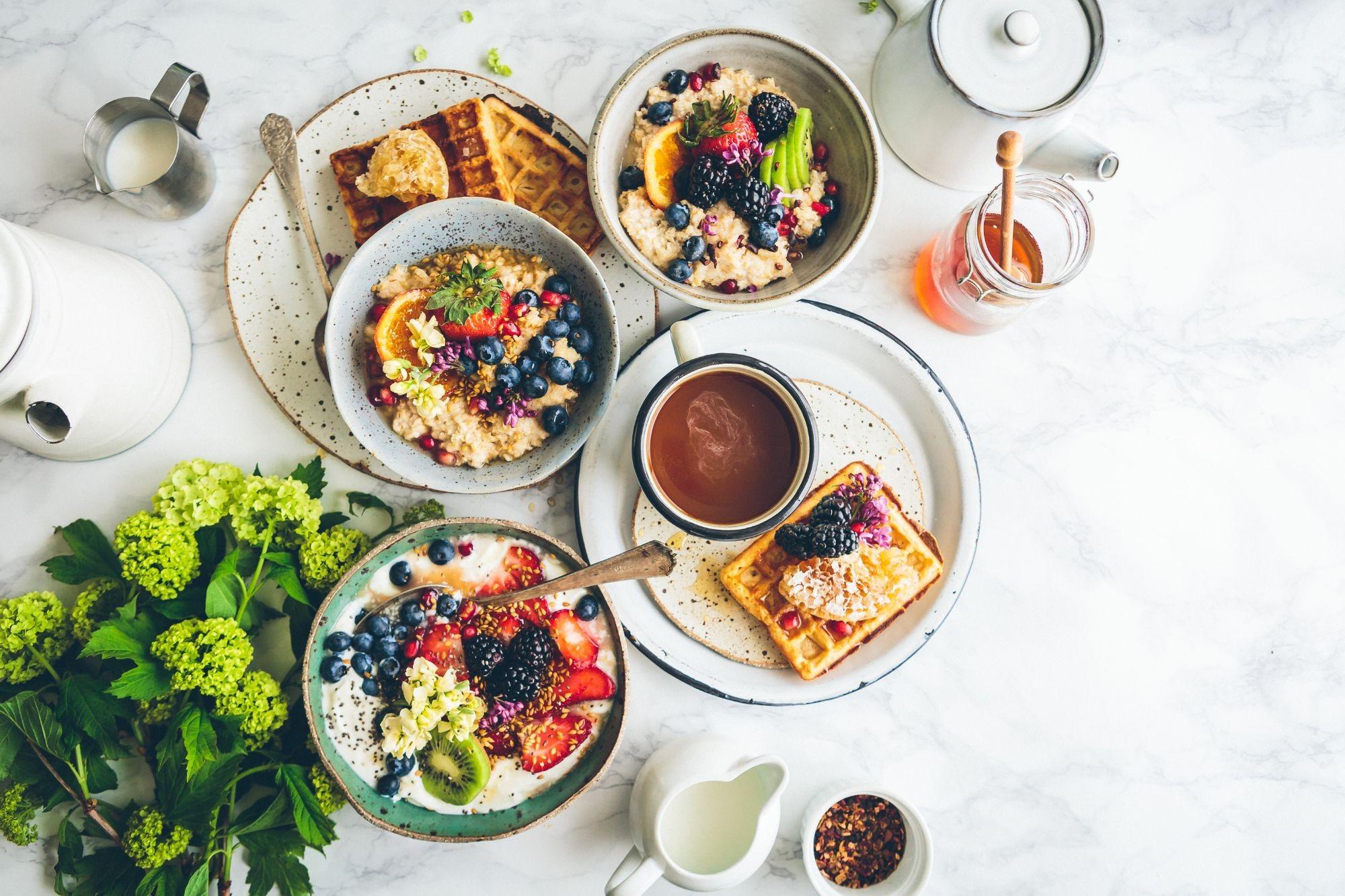 La colazione, considerazioni e spunti pratici