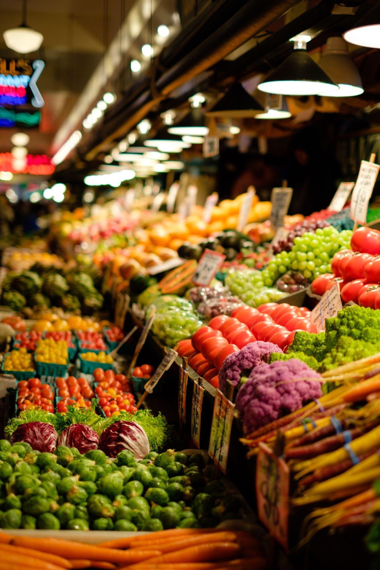 5 porzioni di frutta e verdura